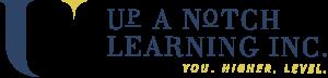 Up A Notch Learning Logo