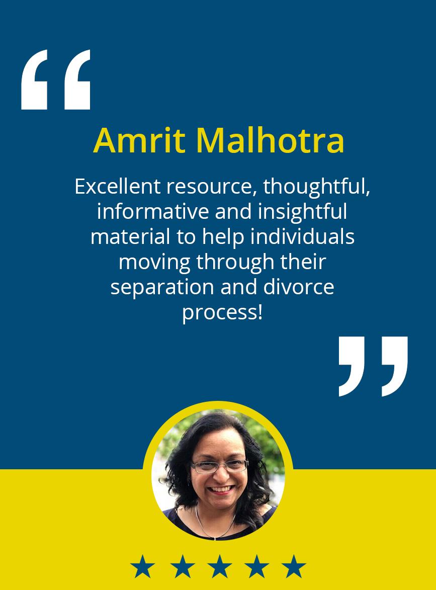 Amrit Malhotra FB Review